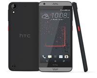 HTC Desire 530 16GB 4G Graphit, Grau (Graphit, Grau)