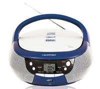Blaupunkt B 4-1 BL Tragbar Blau, Silber Radio (Blau, Silber)