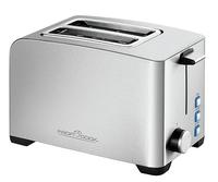ProfiCook PC-TA 1082 (Schwarz, Edelstahl)