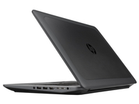HP ZBook G3 2.6GHz i7-6700HQ 15.6Zoll 1920 x 1080Pixel Grau (Grau)