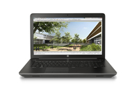 HP ZBook 17 G3 2.7GHz i7-6820HQ 17.3Zoll 1920 x 1080Pixel Schwarz (Schwarz)
