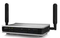 Lancom Systems 1783VA-4G Eingebauter Ethernet-Anschluss ADSL2+ Schwarz (Schwarz)