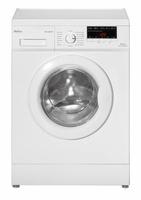 Amica WA 14655 W Freistehend Frontlader 6kg 1400RPM A+++ Weiß Waschmaschine (Weiß)
