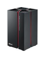 ASUS RP-AC68U Dual band Eingebauter Ethernet-Anschluss Schwarz, Rot (Schwarz, Rot)