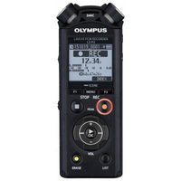 Olympus LS-P2 (Schwarz)
