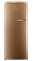 Gorenje ORB153CO-L Freistehend 254l A+++ Braun Kühlschrank mit Gefrierfach (Braun)