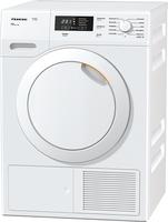 Miele 12KB1502D A++ Freistehend 7kg Frontlader Weiß Wäschetrockner (Weiß)
