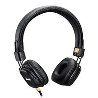 Marshall MAJOR II Stereophonisch Kopfband Schwarz Headset (Schwarz)