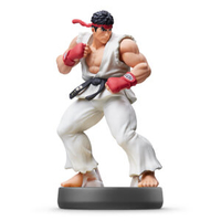 Nintendo Ryu No. 56 amiibo (Mehrfarbig)