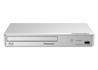 Panasonic DMP-BDT168EG Blu-Ray-Player (Silber)