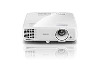 Benq MS517H 3300ANSI Lumen DLP SVGA (800x600) 3D (Weiß)