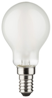 Müller-Licht LED-G45 2W E14 A++ warmweiß LED-Lampe (Weiß)
