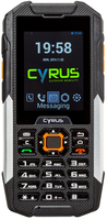 Cyrus CM 16 Single SIM 4GB Schwarz (Schwarz)