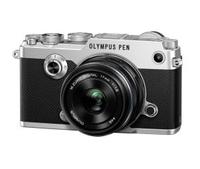 Olympus PEN F + M.ZUIKO DIGITAL 17mm 1:1.8 20.3MP 4/3