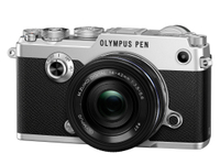 Olympus PEN F + M.ZUIKO DIGITAL ED 14‑42mm 1:3.5‑5.6 EZ Pancake 20.3MP 4/3