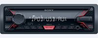 Sony DSX-A200UI car media receiver (Schwarz)