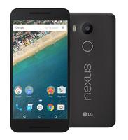 LG NEXUS 5X H791 Single SIM 4G 32GB Schwarz (Schwarz)