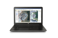 HP ZBook 15 G3 2.8GHz E3-1505MV5 15.6Zoll 1920 x 1080Pixel Schwarz (Schwarz)