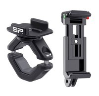 SP-Gadgets Phone Mount Bundle (Schwarz)