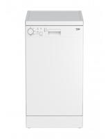 Beko DFS04010W Freistehend 10Stellen A+ Weiß Spülmaschine (Weiß)