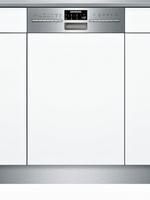 Siemens SR56T598EU Integrierbar 10Stellen A+++ Edelstahl, Weiß Spülmaschine (Edelstahl, Weiß)
