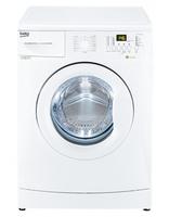 Beko WML 71633 MEU Freistehend Frontlader 8kg 1600RPM A+++ Weiß Waschmaschine (Weiß)