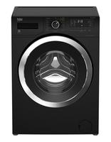 Beko WMY 71433 PTEB Eingebaut Frontlader 7kg 1400RPM A+++ Schwarz Waschmaschine (Schwarz)