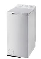Indesit ITW A 51052 W (DE) Freistehend 5kg 1000RPM A++ Weiß Toplader (Weiß)