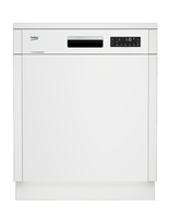 Beko DSN6634W1 Integrierbar 13Stellen A++ Weiß Spülmaschine (Weiß)