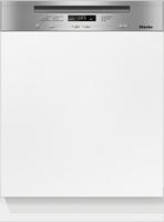 Miele G 6200 SCi Integrierbar 14Stellen A+++ Silber, Weiß (Silber, Weiß)