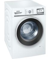 Siemens WM4YH740 Freistehend Frontlader 8kg 1.379RPM A+++ Weiß Waschmaschine (Weiß)