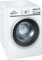 Siemens WM4YH7W0 Freistehend Frontlader 8kg 1400RPM A+++-30% Weiß Waschmaschine (Weiß)