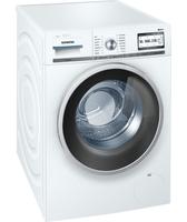 Siemens WM6YH840 Freistehend Frontlader 8kg 1565RPM A+++ Weiß Waschmaschine (Weiß)