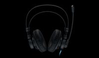 ROCCAT RENGA Monophon Kopfband Schwarz Headset (Schwarz)