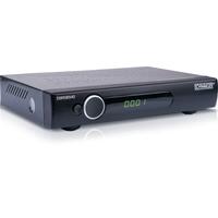 Schwaiger DSR585HD Satellit Full-HD Schwarz TV Set-Top-Box (Schwarz)