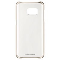 """Samsung Clear Cover 5.1"""" Abdeckung Gold (Gold)"""