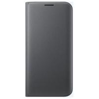 Samsung FLIP Wallet 5.5Zoll Folio Schwarz (Schwarz)