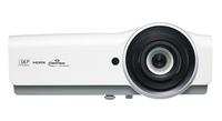 Vivitek DW832 Desktop-Projektor 5000ANSI Lumen DLP WXGA (1280x800) Grau, Weiß Beamer (Grau, Weiß)