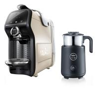 Lavazza Magia Milk 1Tassen Espresso machine 0.85l Weiß (Weiß)