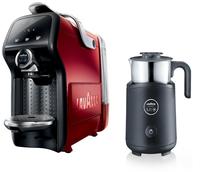 Lavazza Magia Milk 1Tassen Espresso machine 0.85l Rot (Rot)