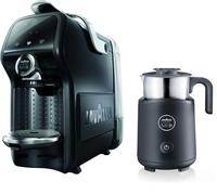 Lavazza Magia Milk 1Tassen Espresso machine 0.85l Schwarz (Schwarz)