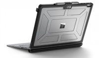 Urban Armor Gear SFBK-ICE Folio Transparent Tablet-Schutzhülle (Transparent)