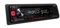 Kenwood KDC-10UR Auto Media-Receiver (Schwarz)