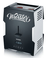 Severin WT 5000 sausage toaster (Schwarz, Edelstahl)