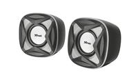 Trust Xilo Compact 2.0 4W (Schwarz, Grau)