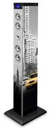 Bigben Interactive TW9NY3 Lautsprecher (Mehrfarbig)