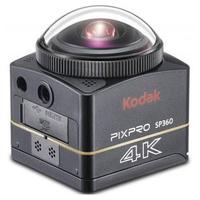 Kodak PIXPRO SP360 4K Aqua (Schwarz)
