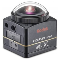 Kodak PIXPRO SP360 4K Dual Pro (Schwarz)