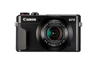 Canon PowerShot G7X Mark II 20.1MP 1