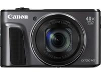 "Canon PowerShot SX720 HS 20.3MP 1/2.3"" CCD 5184 x 3888Pixel Schwarz (Schwarz)"